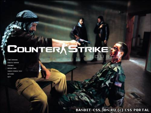 Counter-Strike: Source v34 (RUS)